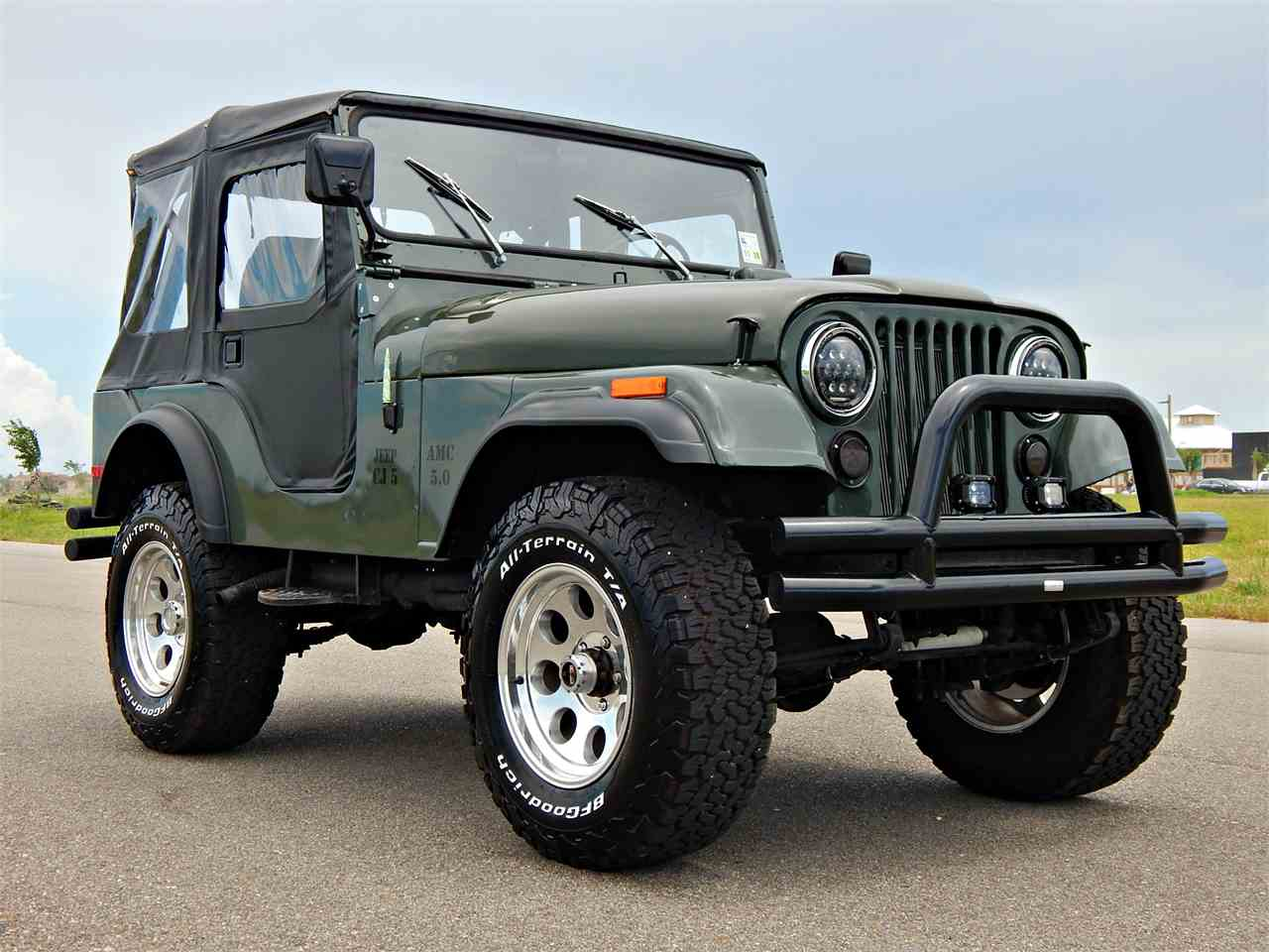 1975 Jeep Cj5 For Sale Classiccars Com Cc 1003386