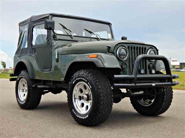 1975 Jeep CJ5 | 1003386