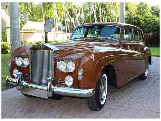 1963 Rolls-Royce Silver Cloud III | 1003388
