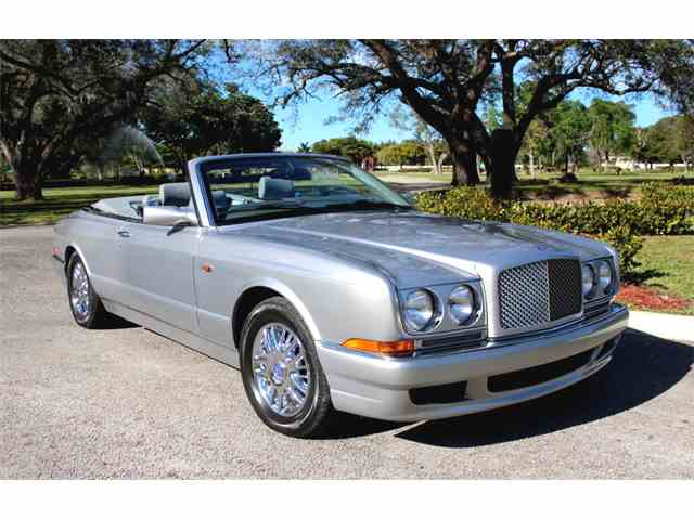 2002 Bentley Azure 2-Dr Tourer Mulliner Convertible | 1003392
