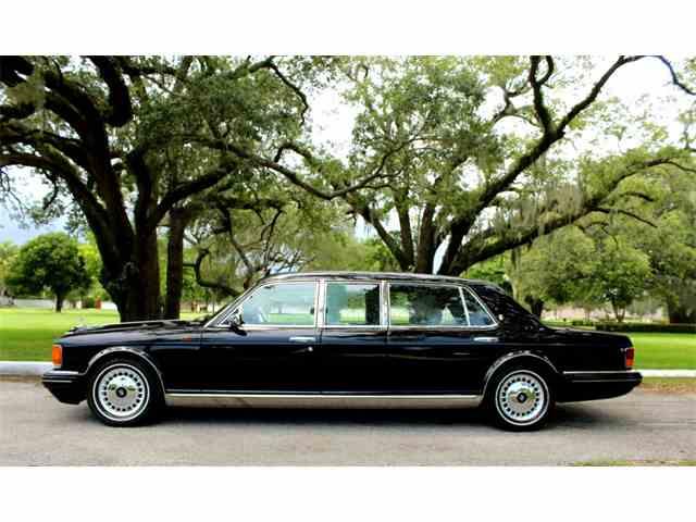 1999 Rolls-Royce Limousine | 1003398