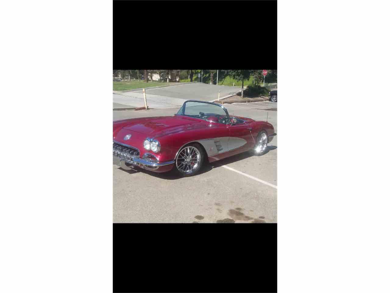 Large Picture of '58 Corvette - LI87