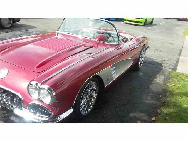 1958 Chevrolet Corvette | 1003399