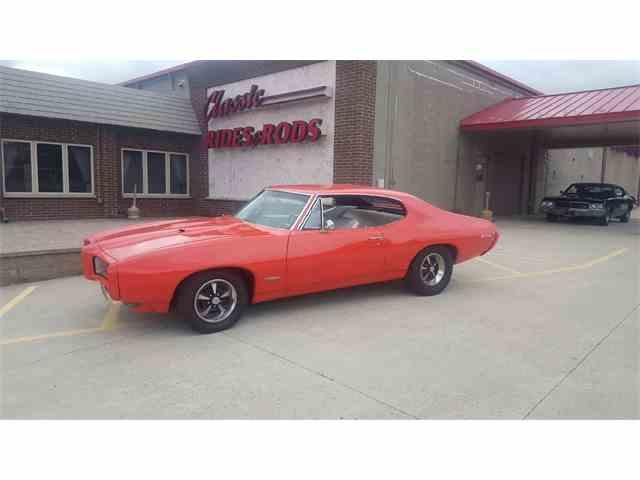 1968 Pontiac GTO | 1000340