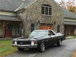 Picture of Classic '72 Chevrolet El Camino located in Candia New Hampshire - $15,900.00 Offered by Historic Motor Sports - LI89