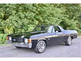 1972 Chevrolet El Camino for Sale - CC-1003401