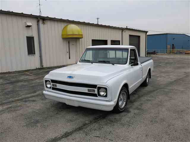 1971 Chevrolet C/K 10   1003405