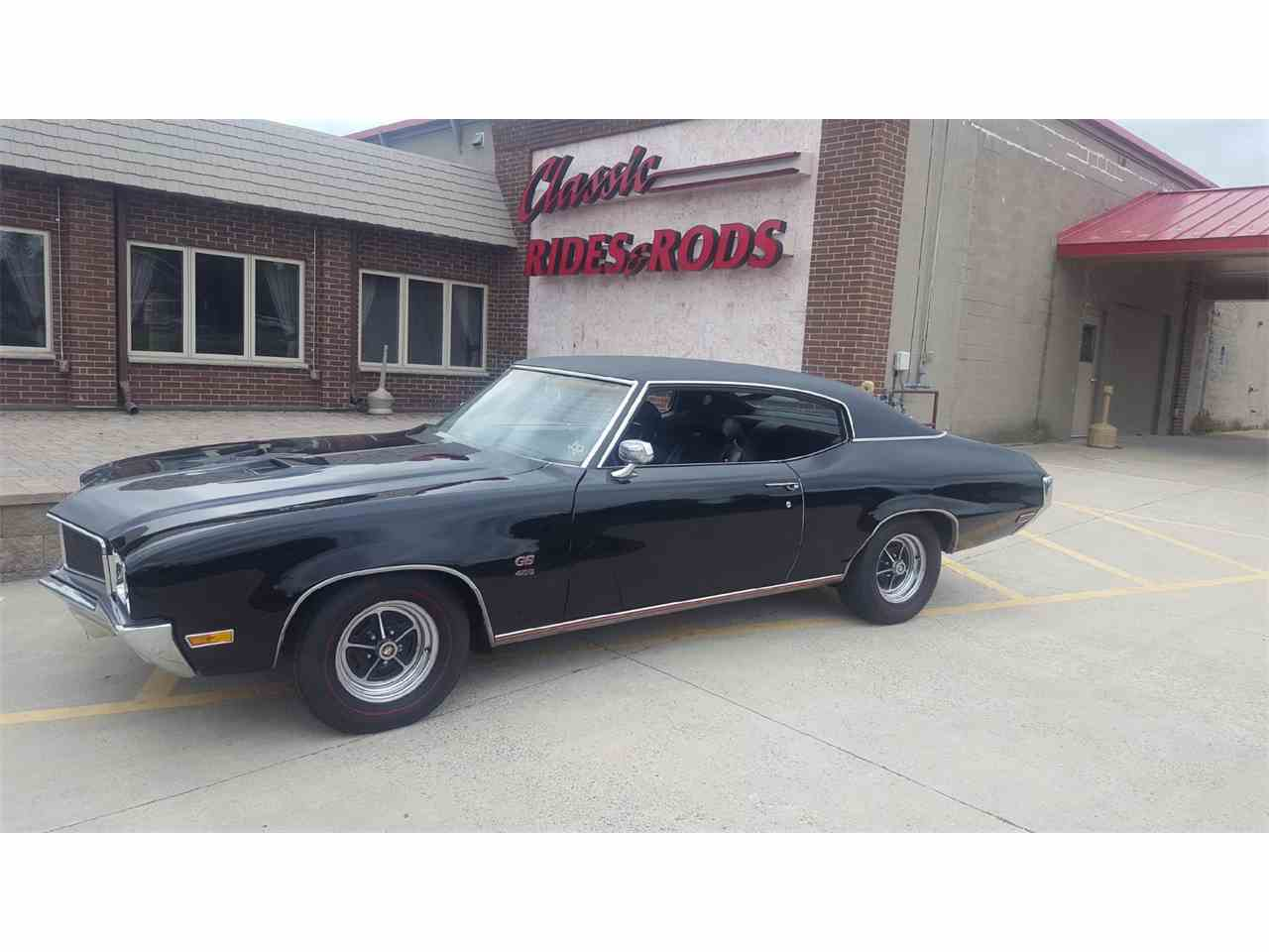 1970 Buick Gran Sport for Sale - CC-1000341