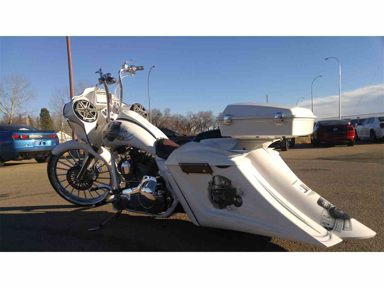 Large Picture of '16 Harley Davidson Road Glide located in Alberta Offered by Adrenalin Motors - LI8J
