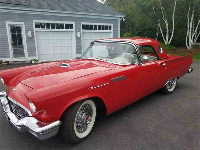 1957 Ford Thunderbird | 1003412