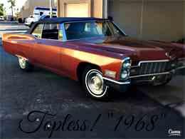 1968 Cadillac Coupe DeVille for Sale - CC-1003416