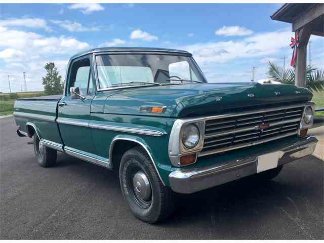 1968 Ford F100 | 1003417
