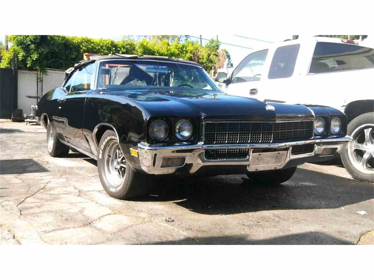 1972 Buick Skylark for Sale - CC-1003420