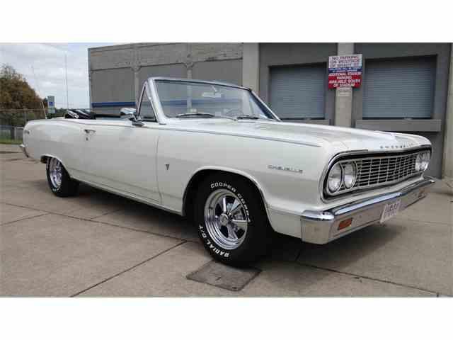 1964 Chevrolet Malibu SS | 1003424
