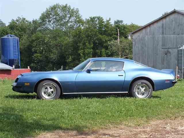 1974 Pontiac Firebird Formula | 1003425
