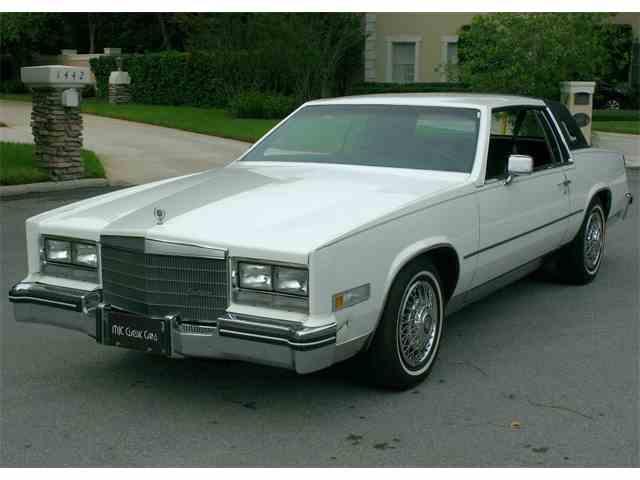 1985 Cadillac Eldorado | 1003427