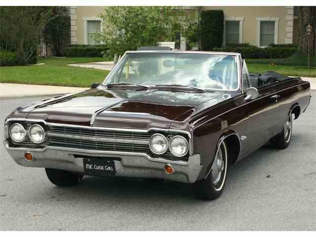 1965 Oldsmobile Cutlass   1003428
