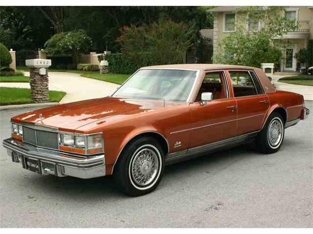 1977 Cadillac Seville | 1003429