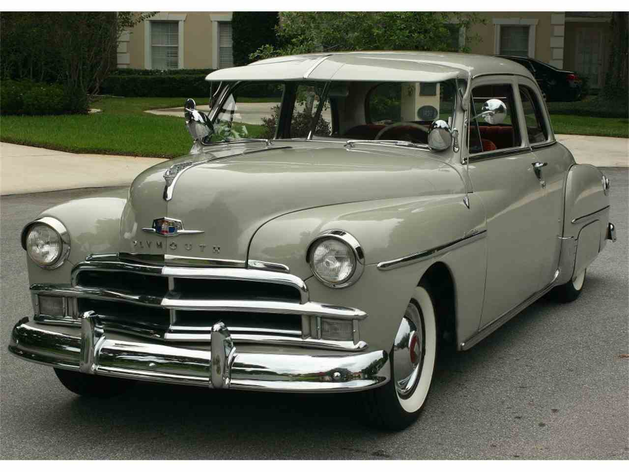 1950 Plymouth Coupe for Sale - CC-1003433