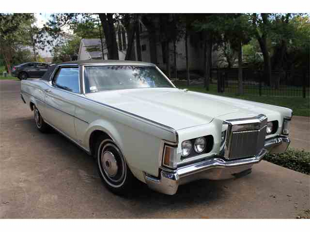1970 Lincoln Continental Mark III | 1003435