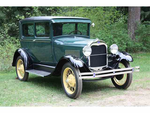 1928 Ford Model A | 1003436