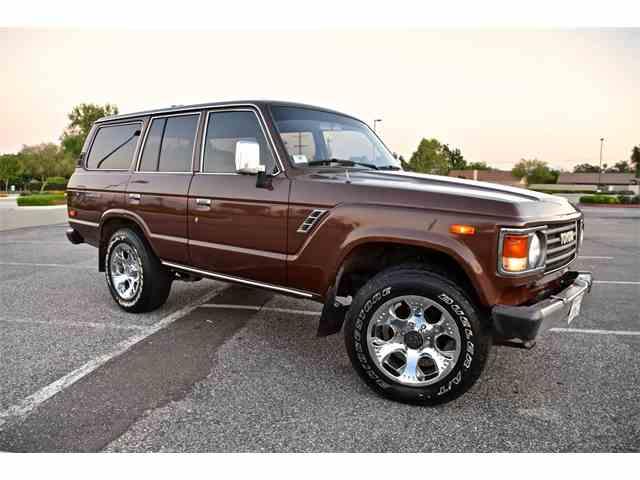 1983 Toyota Land Cruiser FJ | 1003437