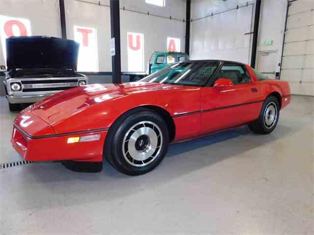 1985 Chevrolet Corvette | 1000344