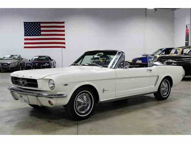 1964 Ford Mustang For Sale On Classiccars Com