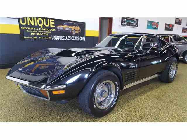 1972 Chevrolet Corvette | 1003447