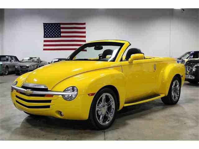 2004 Chevrolet SSR | 1003448