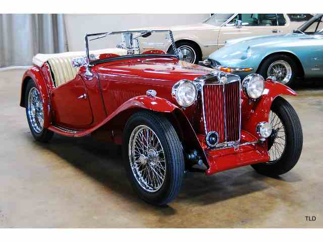 1949 MG TC | 1000345