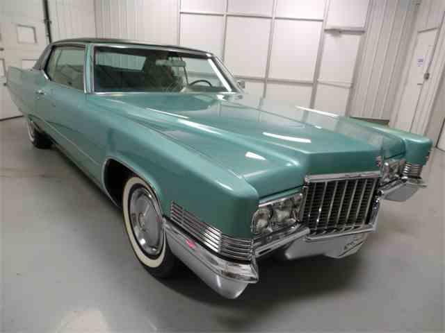 1970 Cadillac DeVille | 1003450