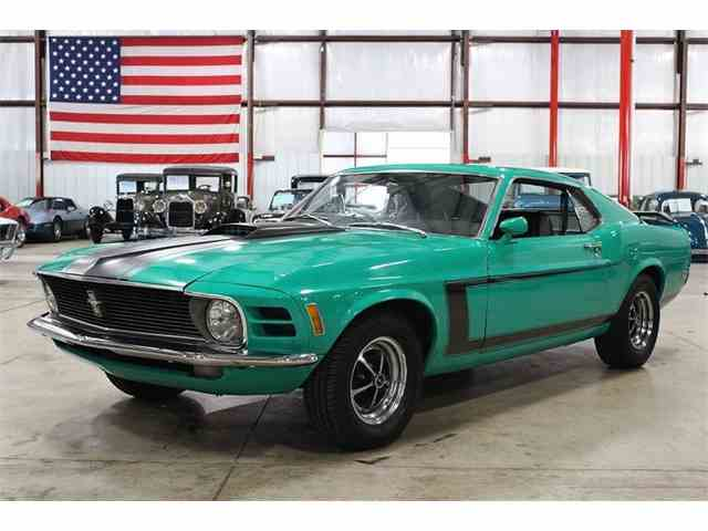 1970 Ford Mustang | 1003453