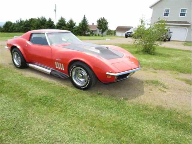 1969 Chevrolet Corvette | 1003454