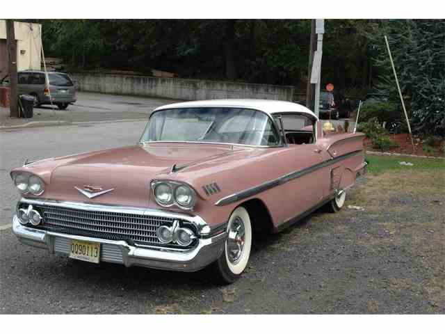 1958 Chevrolet Impala | 1003456