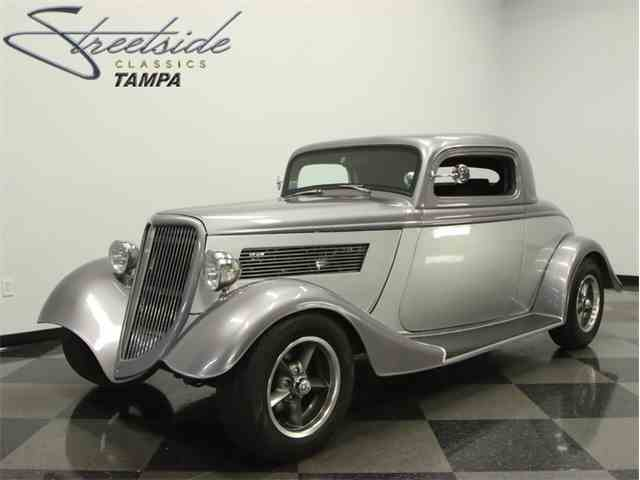1934 Ford 3-Window Coupe | 1003473