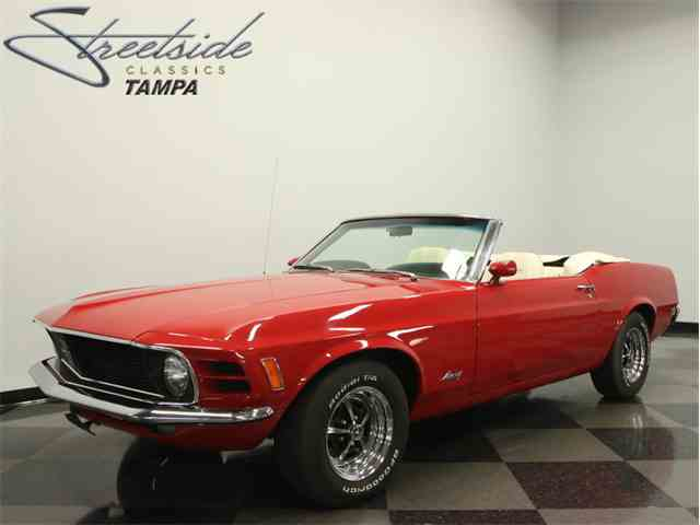 1970 Ford Mustang | 1003475