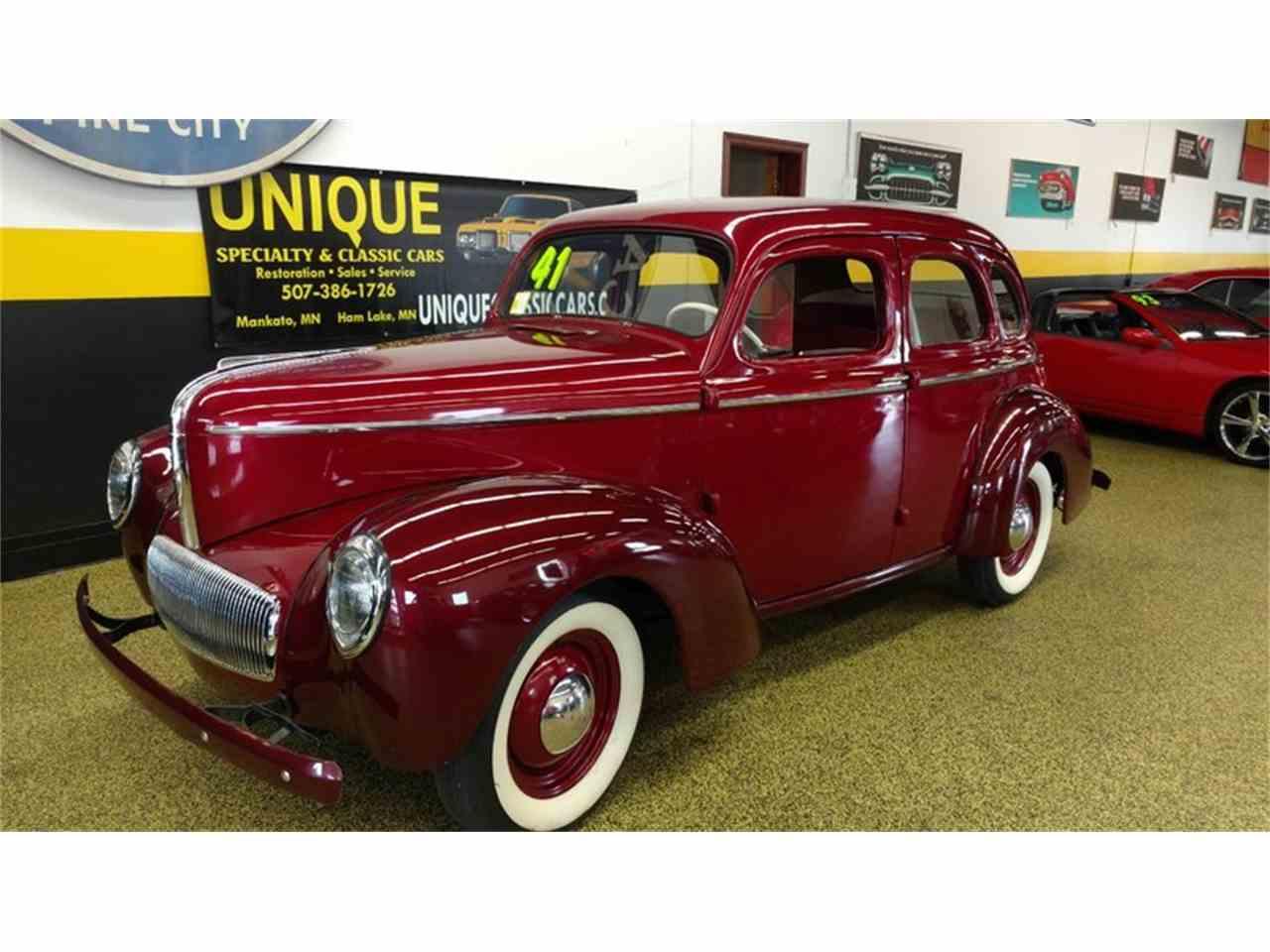 1941 Willys Americar for Sale   ClassicCars.com   CC-1003480
