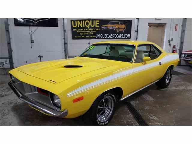 1973 Plymouth Barracuda | 1003484