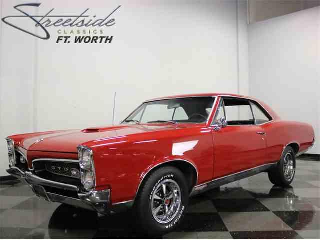 1967 Pontiac GTO | 1003486