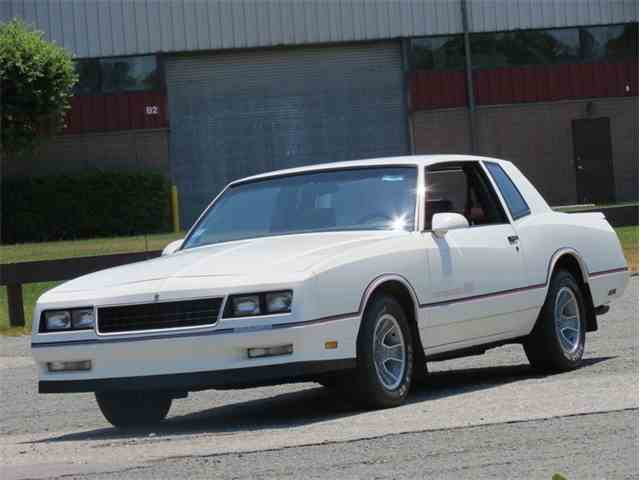 Picture of '86 Monte Carlo SS - LIAU