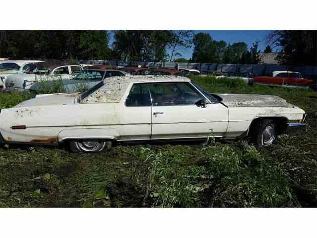 1972 Cadillac DeVille | 1003500