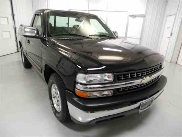 1999 Chevrolet Silverado | 1003511