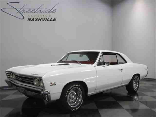 1967 Chevrolet Chevelle SS | 1003534