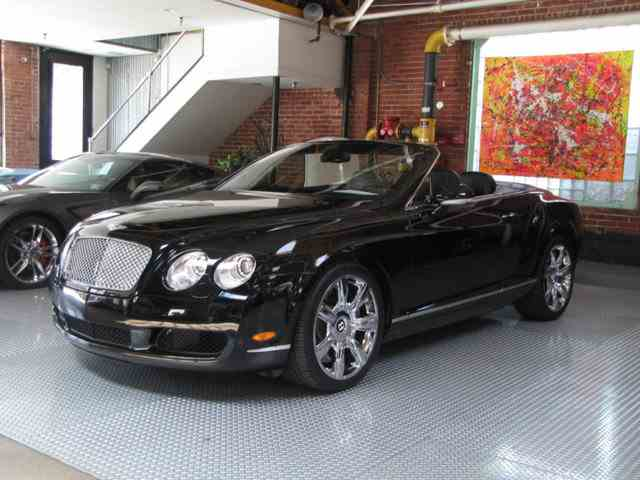 2007 Bentley Continental | 1000354