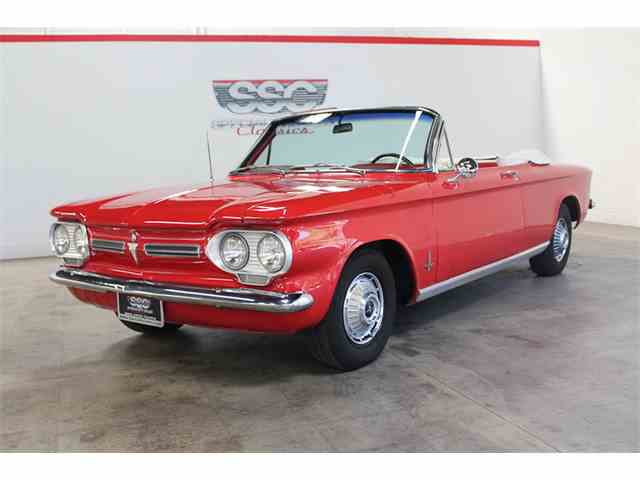 1962 Chevrolet Corvair | 1003545