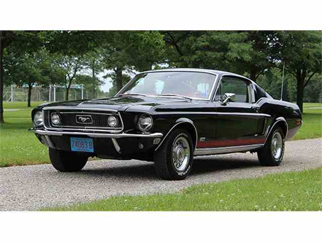 1968 Ford Mustang | 1003546