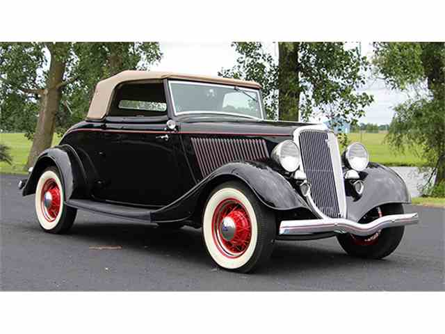1934 Ford Cabriolet | 1003548