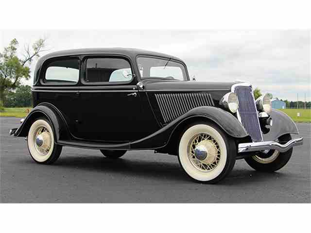 1934 Ford Deluxe | 1003549