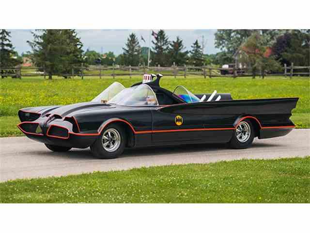 1966 Batmobile Replica | 1003550